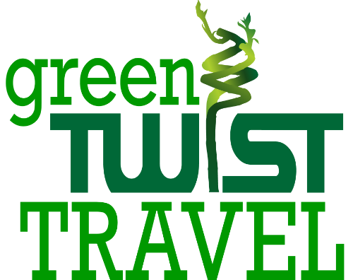 Green Twist Travel logo